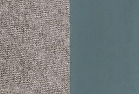 Ткань/Массив: Лофти Серый/Серая эмаль