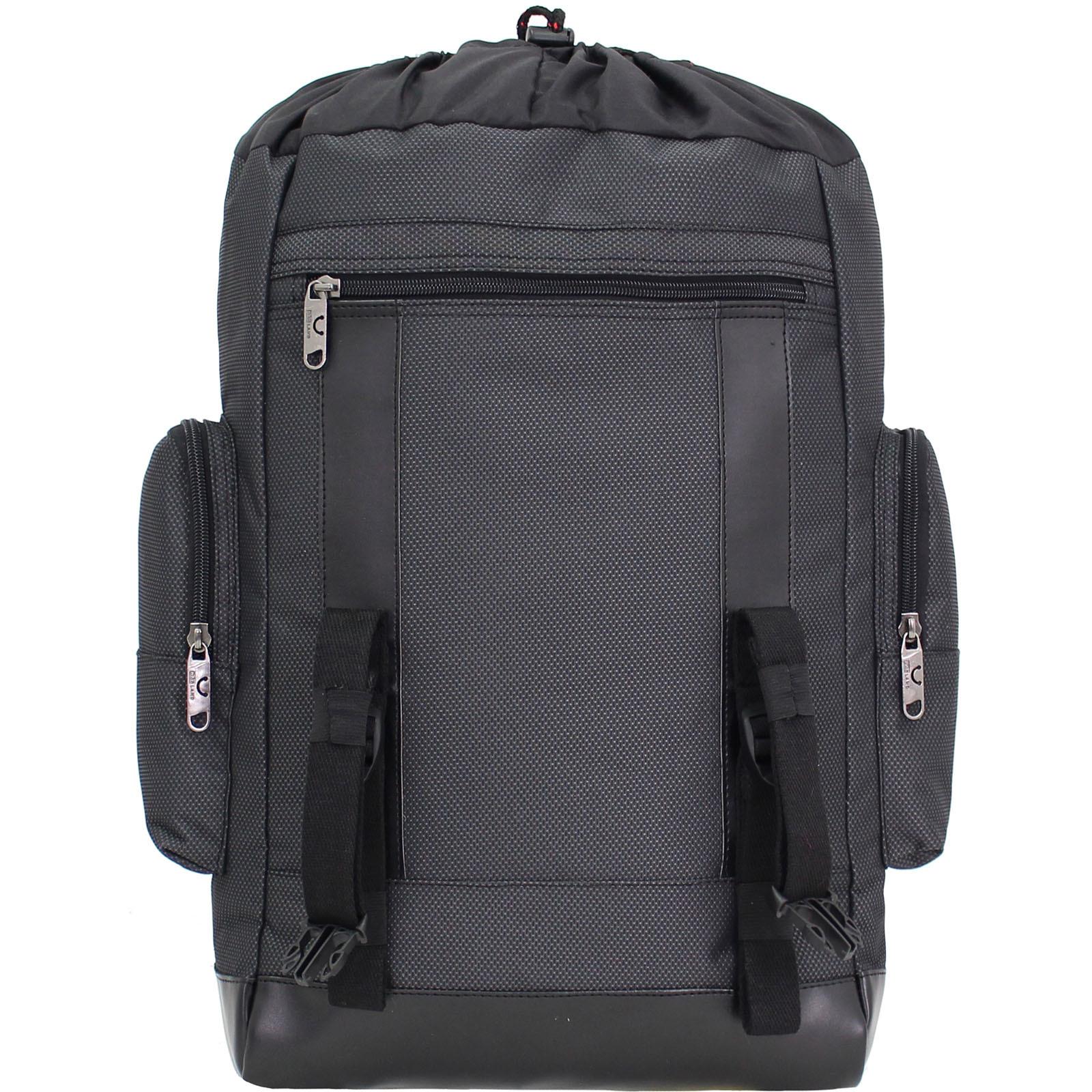 Рюкзак для ноутбука Bagland Palermo 25 л. Чёрный (00179169) фото 4
