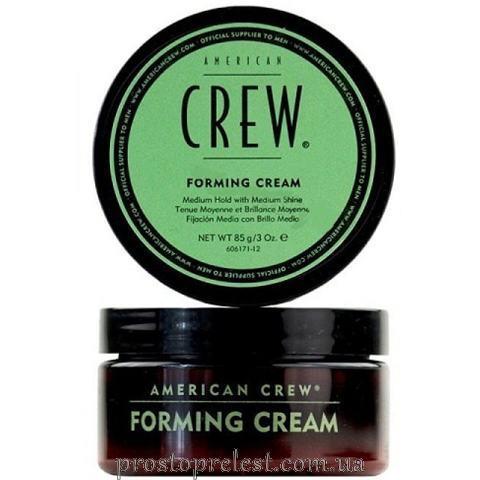American Crew Classic Forming Cream - Крем формуруючий