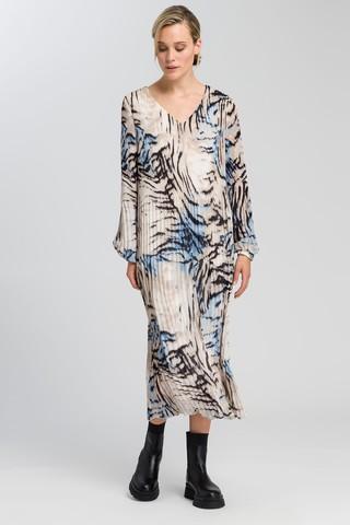 Marc Aurel Платье с тигровым узором