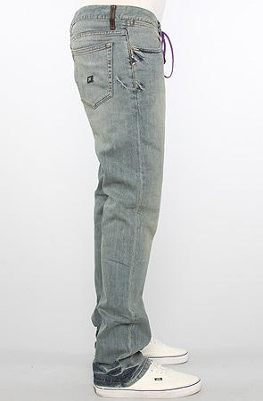 Джинсы на шнурке мужские фото 4