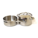 Набор посуды ЕВРОПА 2 предмета, артикул 632123BM0111, производитель - Silampos