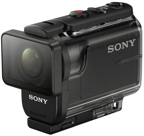 HDR-AS50 экшн камера Sony Action Cam в Sony Centre Воронеж