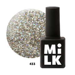 Гель-лак Milk Shine Bright 433 Highlighter, 9мл.