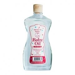 Детское массажное масло White Organia Seed & Farm Baby Oil с эфирными маслами и маслом макадамии Без запаха 670 мл
