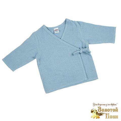 Распашонка муслин новорожденным (0-3) 210801-OP1316.2