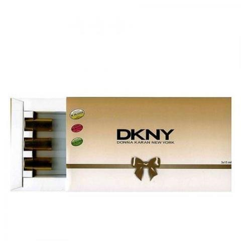 DKNY Be Delicious + Be Delicious Juced + Be Delicious Fresh Blossom