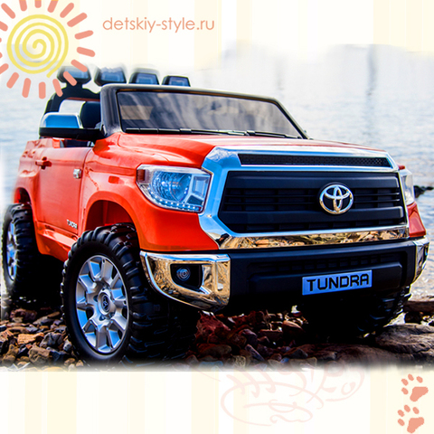 """Двухместный """"Toyota Tundra"""""""