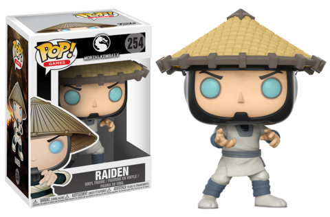 Фигурка Funko POP! Vinyl: Games: Mortal Kombat: Raiden 21711
