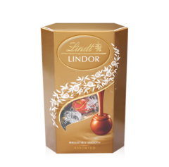 Şokolad \ Шоколад \ Chocolate Lindor Milk Truffles Assorti 200g