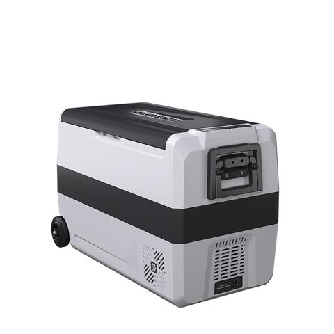 Компрессорный автохолодильник Alpicool T50 (Двухкамерный, 12V/24V/220V, 50л)