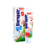 Biorepair® Kids Strawberry Зубная паста с экстрактом земляники для детей от 0 до 6 лет