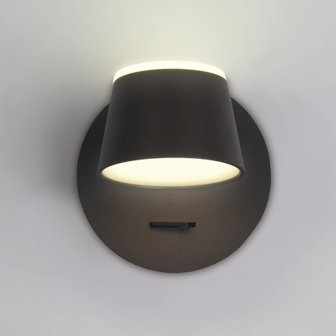 Бра Ambrella FW168 CF/S кофе/песок LED 4200K 10W 120*120*140