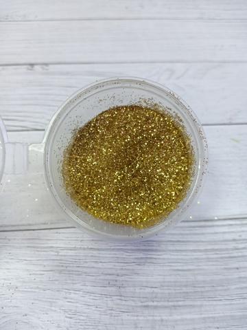 Глиттер (блестки), античное золото 20гр.