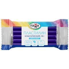 Plastilin Классический bənövşəyi 50q
