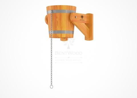 Обливное устройство из лиственницы 12 литров