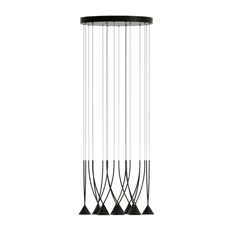 Подвесной светильник копия Jewel by Axo Light (10 плафонов)