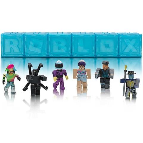 Роблокс Тайный набор из 6 штук, серия 3 Ледяные