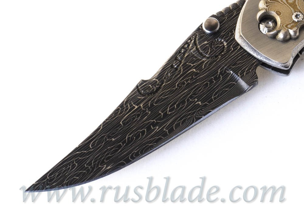 Bradford Fairall Black Pearl Persian Auto Custom - фотография
