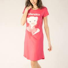 Женская ночная сорочка E21K-12X101