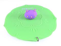 """8850 FISSMAN Крышка для кружки """"Котёнок"""" 11,5 см"""