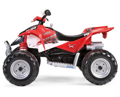 Электроквадроцикл Peg Perego Polaris Outlaw Red