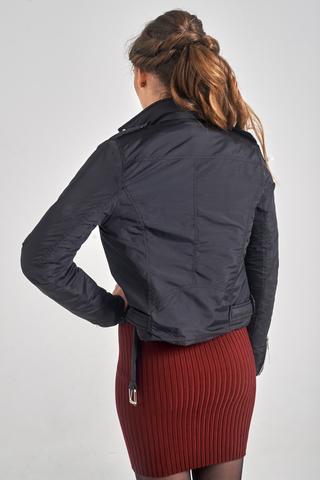 Куртка из плащевки короткая купить