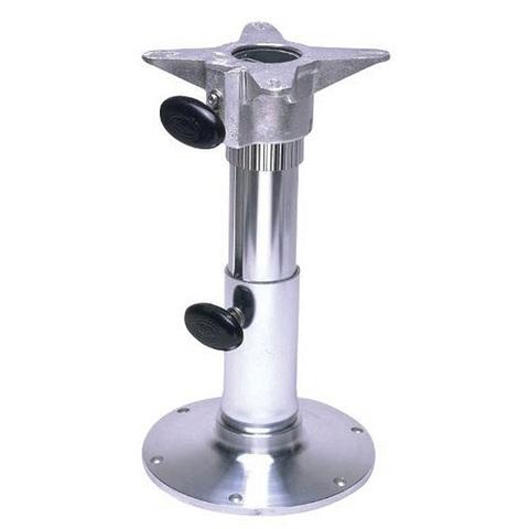 Стойка для сидений, 304 - 475 мм, регулируемая, полированная