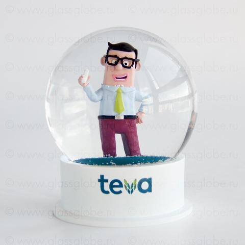 Снежный шар TEVA