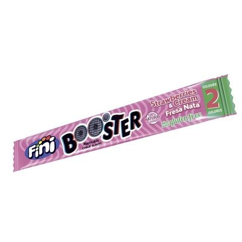 Жевательная конфета Fini Booster Strawberries Cream 10 гр