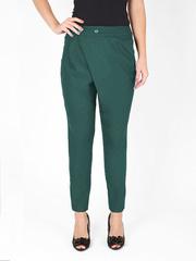 4085-2 брюки женские, зеленые