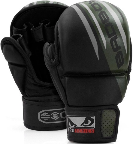 Перчатки для MMA Bad Boy Pro Series Advanced Safety Gloves-Black