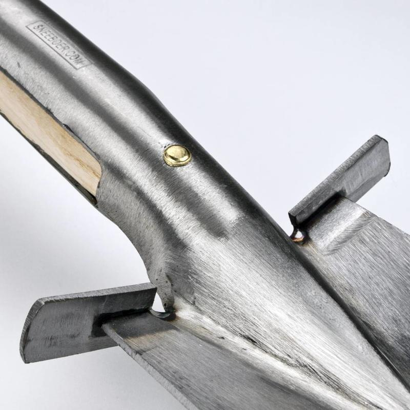 Пересадочная Лопата Sneeboer с подставкой. 85 см D-рукоятка