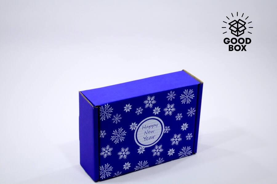 Элитные новогодние коробки купить в Алматы
