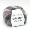 LANA GATTO Silk mohair print 9206