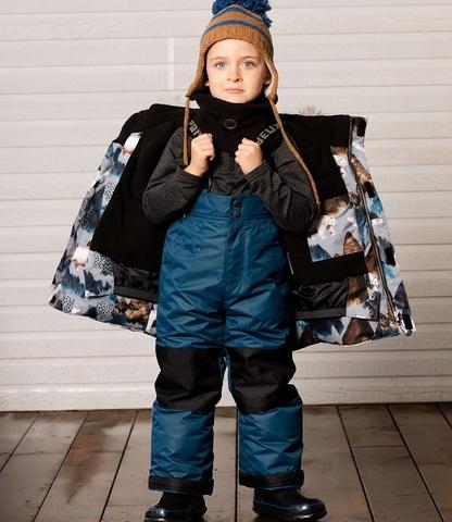 Зимний комплект Deux par Deux для мальчика