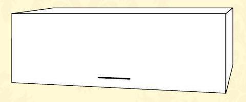 Империя ПГ 800 Шкаф верхний горизонтальный