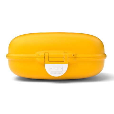 Ланчбокс Monbento Gram (0,6 литра), горчичный