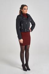 Куртка из плащевки короткая оптом