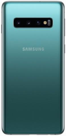 Смартфон Samsung Galaxy S10 8/128GB (Аквамарин) EAC