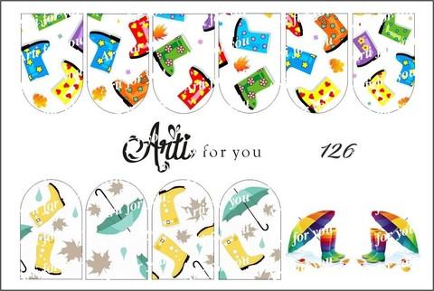 Слайдер Arti for You №126