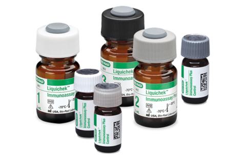 547 Ликвичек «Опухолевые маркеры», уровень 1, 6 х 2 мл (TUMOR MKR 1 LIQ 6X2ML) Bio-Rad Laboratories, Inc. (США)