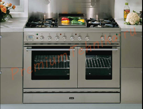 Газовая плита ILVE PD-100FL-VG