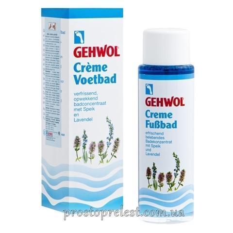 "Gehwol Creme FuBbad - Крем-ванна для ног ""Лаванда"""