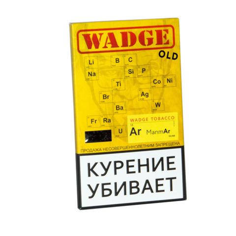 Табак WADGE OLD 100gr Manmar