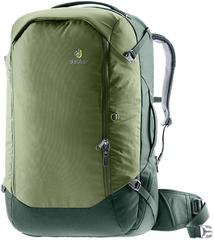 Рюкзак для путешествий Deuter Aviant Access 55 khaki-ivy