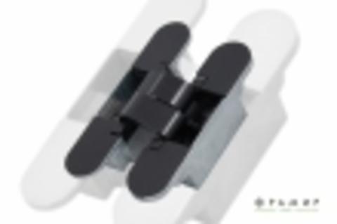 Скрытая усиленная петля Фрамир BL Чёрный