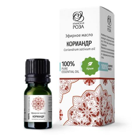 Эфирное масло Кориандр / Крымская роза .5 мл