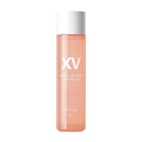 Интенсивно увлажняющий тонер для кожи лица с морским коллагеном Esthetic House Marine Collagen Essential Skin