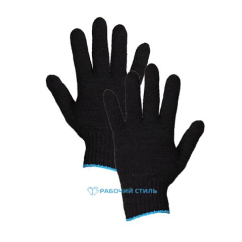 Перчатки полушерстяные утепленные 7 класс